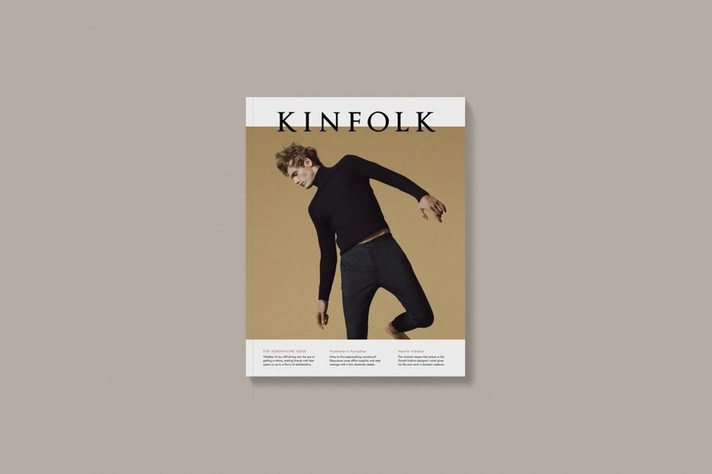 Image of KINFOLK volume 19