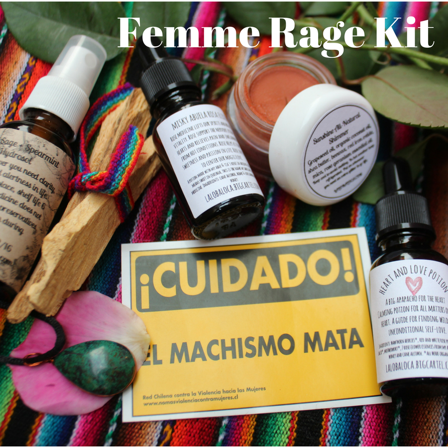 Image of Femme Rage Kit (Only 3 available)