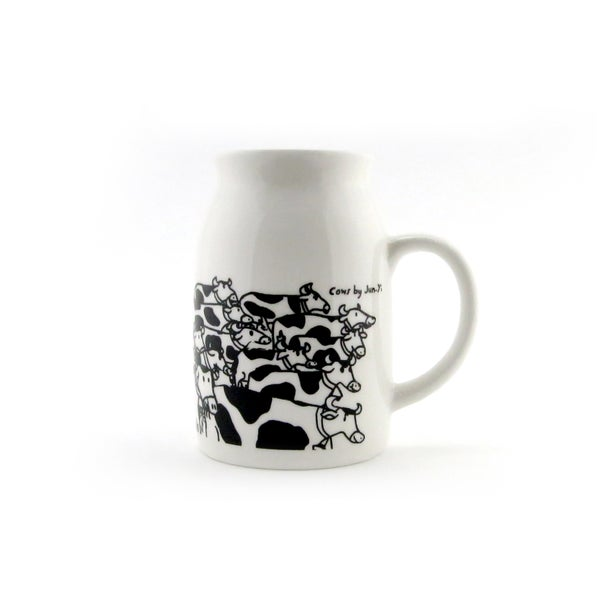 Image of Milk Mug - Cows