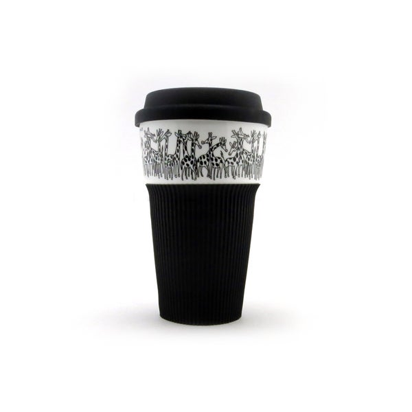 Image of Thermal Mug with Silicon Lid