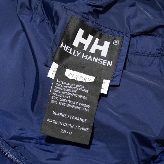 Image of Helly Hansen Reversible Puffer Jacket
