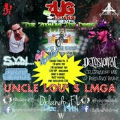 Image of VIP Holiday Toy Drive ft. Delusional X Syn (of Zug Izland) - VIP PKG