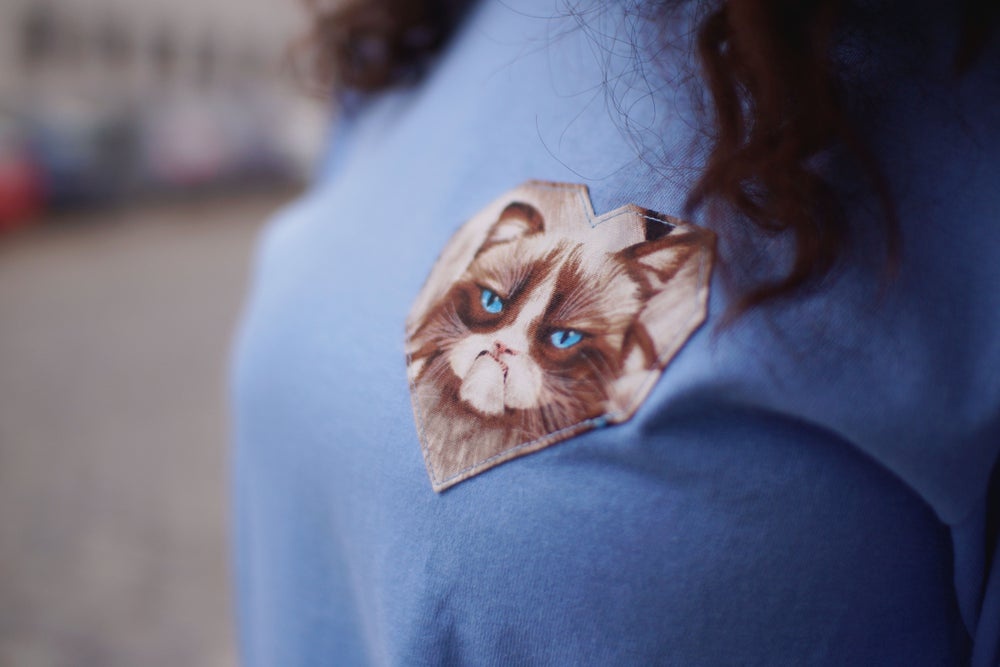 "Image of ""Grumpy Heart"" Sweater"