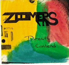 "Image of THE ZOOMERS - ""From The Planet Moon"" b/w ""You'll See"", ""Somatic"" 7"" (Mighty Mouth)"