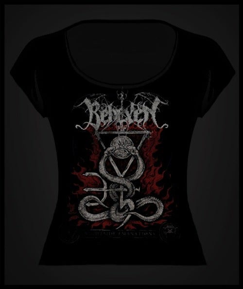 Image of Samael & Lilith ladyfit