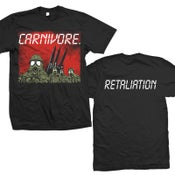 "Image of CARNIVORE ""Retaliation"" T-Shirt"