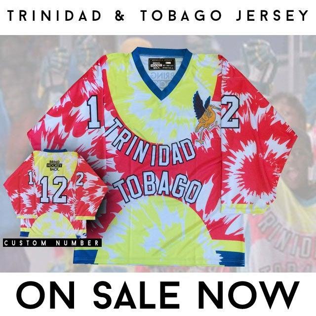 Image of Trinidad & Tobago Jersey
