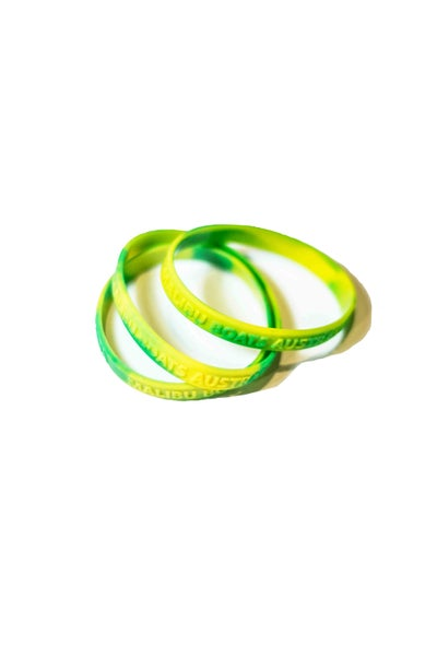 Image of Malibu Boats Wrist Bands