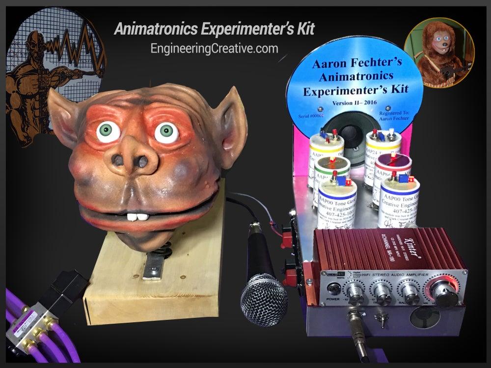 Image of The Animatronics Experimenters Kit