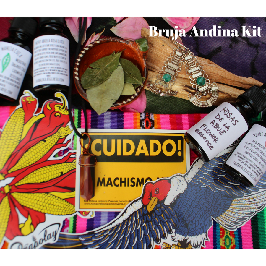 Image of Bruja Andina Kit (Only 3 Available)