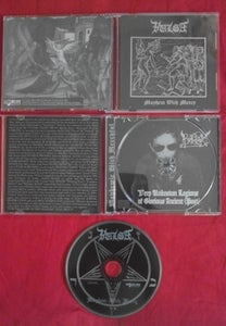 """Image of Vulga """"Mayhem With Mercy"""""""