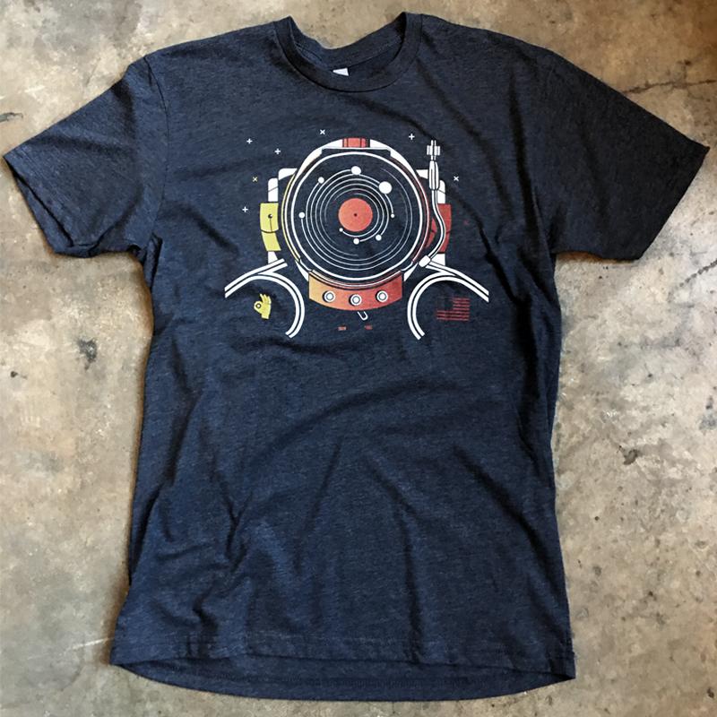 Image of Wax Astronaut