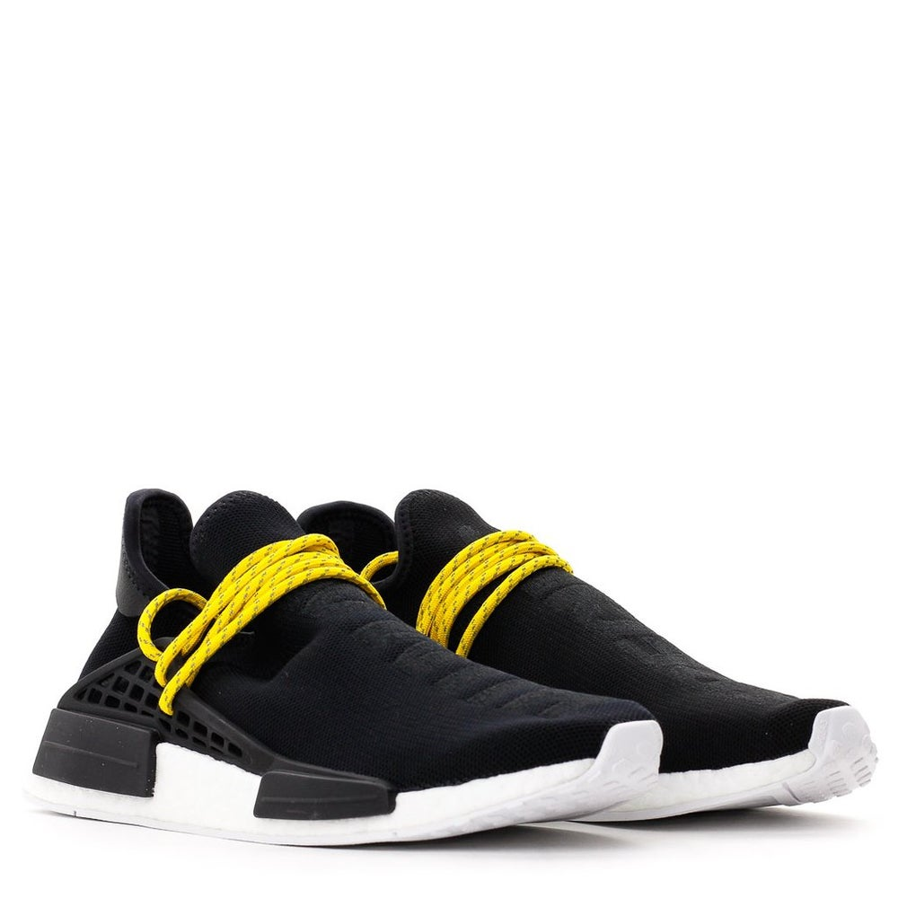 Enjoy new UA NMD PW Human Race Yellow Black hot sale with fast