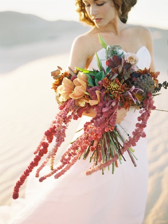 Image of BRIDAL BOUQUET MASTER CLASS  MARCH 21-23 2017  CALIFORNIA