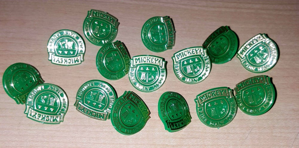 Image of MICKEYS MALT LIQUOR PINS