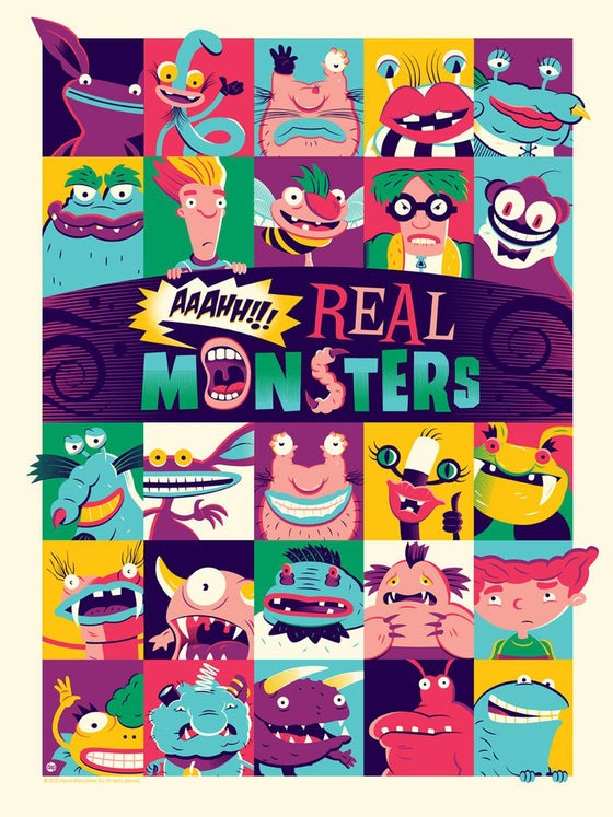 Image of Aaaahh! Real Monsters