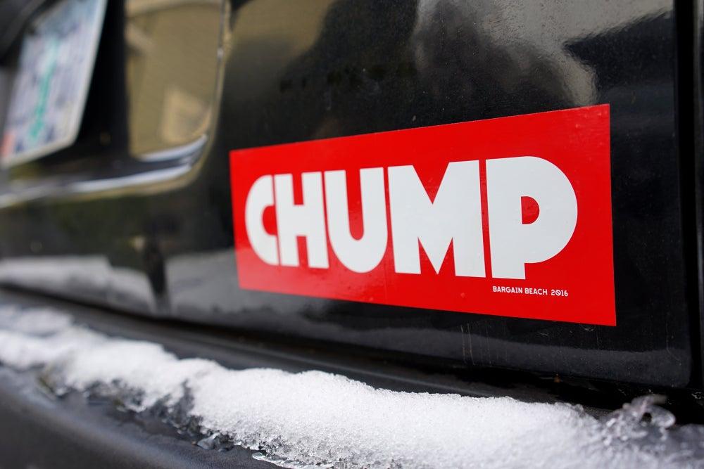 Image of Big League Bumper Sticker