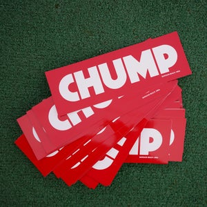 Image of Big League Bumper Sticker