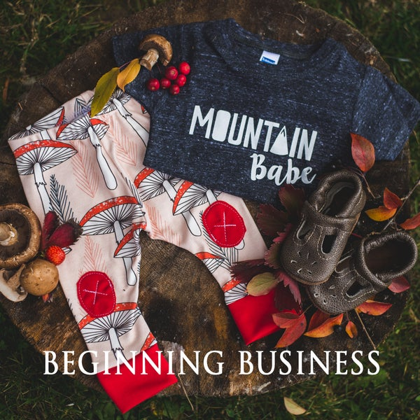 Image of Beginning Business.