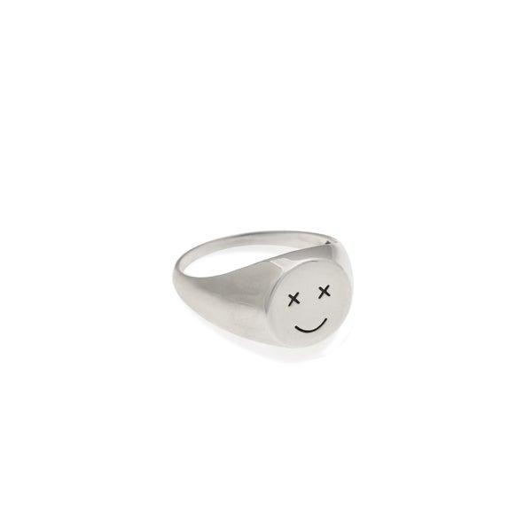 Image of Smile Seal Ring