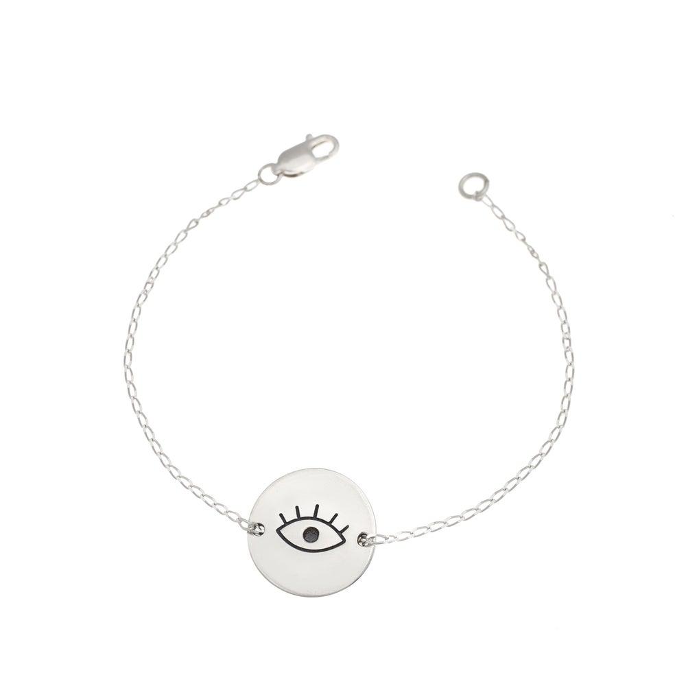 Image of Big Eye Soft Bracelet