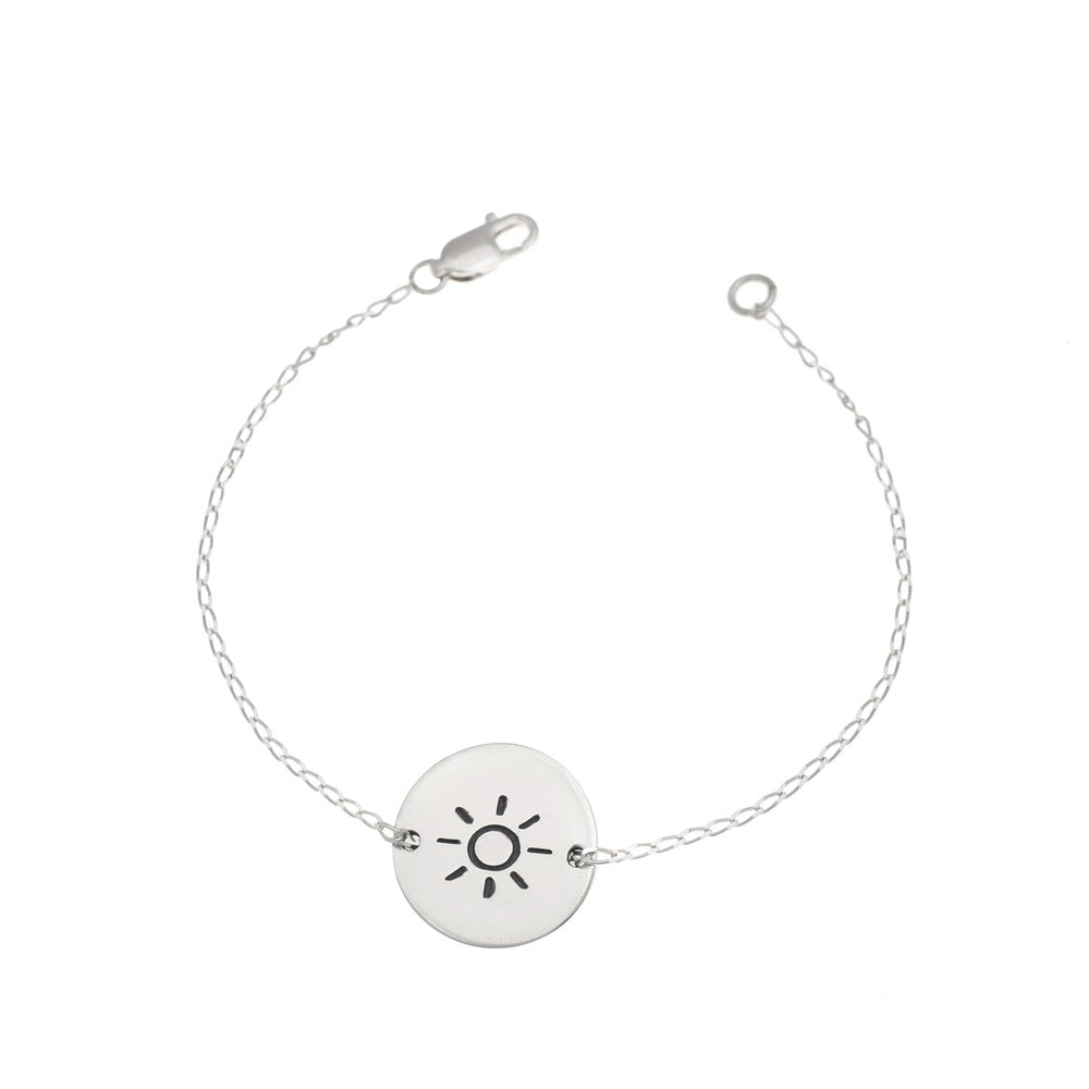 Image of Big Sun Soft Bracelet
