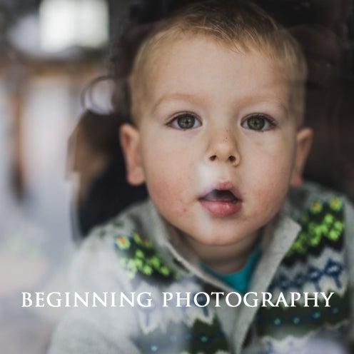 Image of Beginning Photography