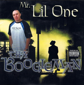 Image of Mr. Lil One – Tha Boogie Man CD