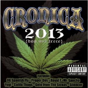 Image of Cronica 2013 Vol. 1 CLASSIC CD