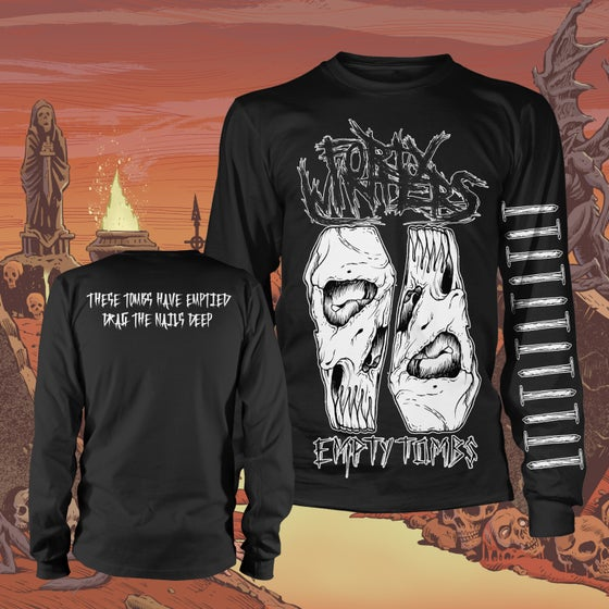 Image of Empty Tombs Long Sleeve Shirt