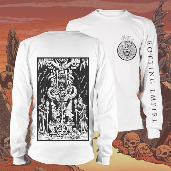 Image of Rotting Empire Long Sleeve Shirt