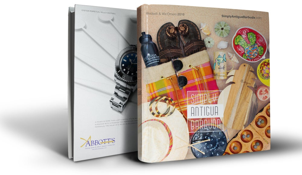 Image of Food & Drink and Simply Antigua Barbuda Guide - 2016