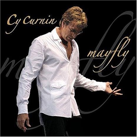 "Image of Cy Curnin - ""Mayfly"" CD"