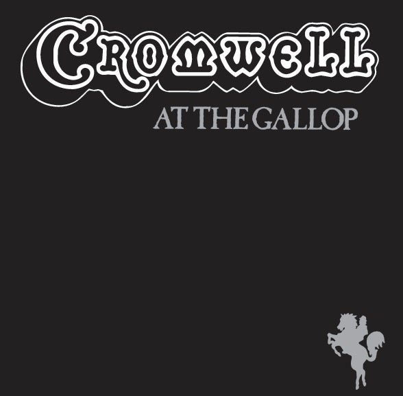 Image of [For INT'L] Cromwell 'At The Gallop' (GKL008/GKL008CD) ALL EDITIONS