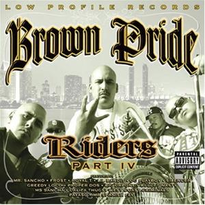 Image of Brown Pride Riders Vol. 4