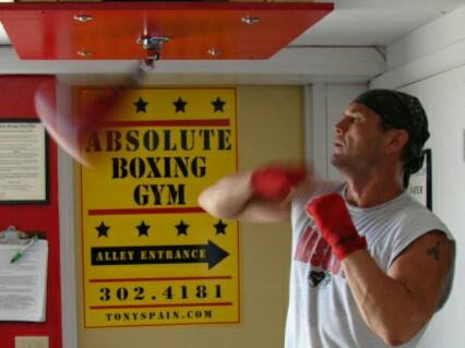 Image of Advanced Boxing Fitness Training Program