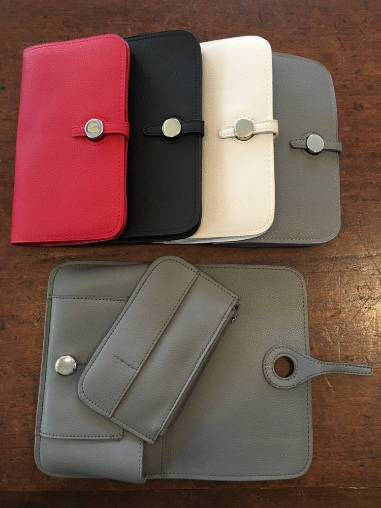 Image of Oversized Double Wallet