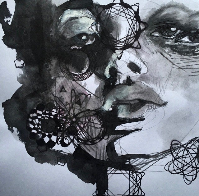 Image of Black&White Drawings 2016
