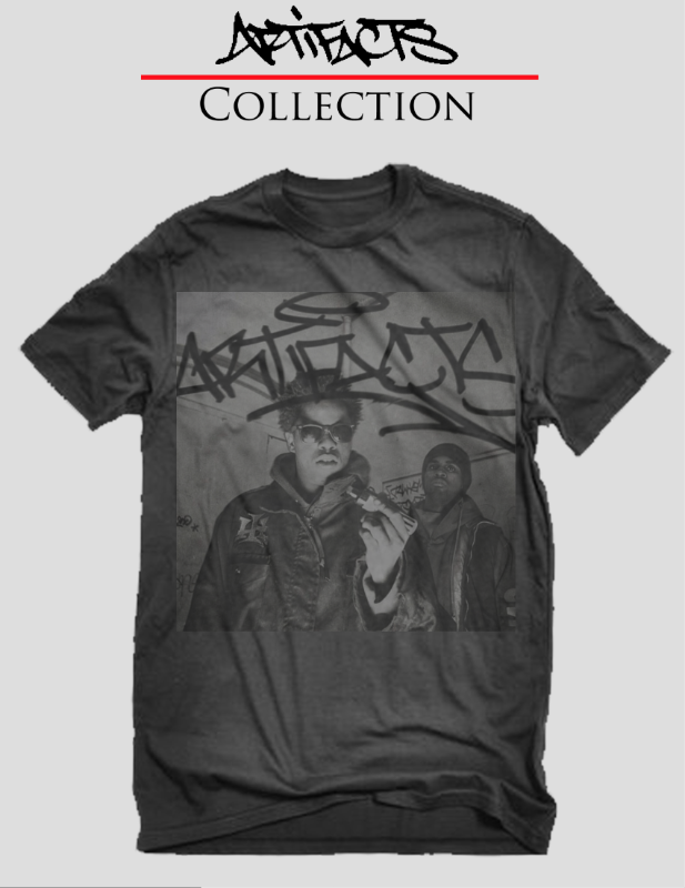 Image of ARTIFACTS Chi Modu tag pic tee
