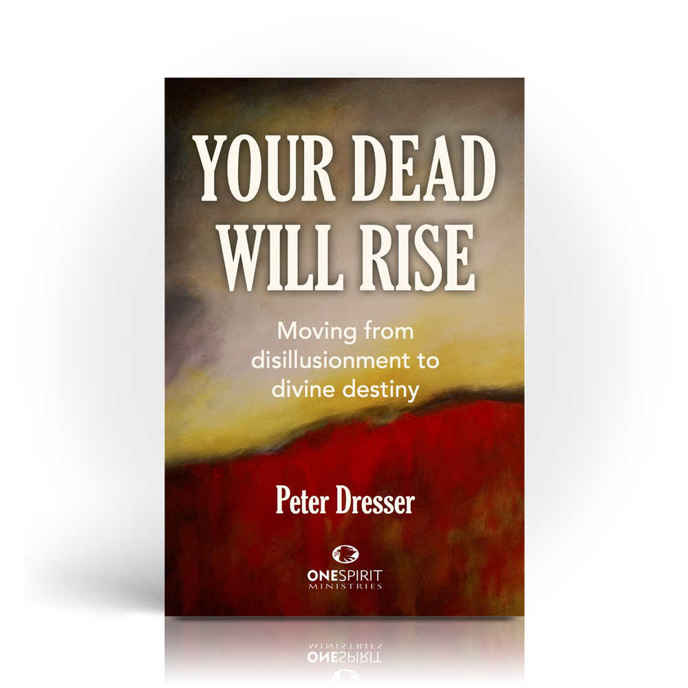 """Image of """"Your Dead Will Rise: Moving from Disillusionment to Divine Destiny"""" - Peter Dresser"""