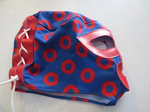 Image of Lucha Libre fishman Mask