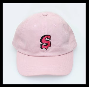 Image of Savage Tour Dad Hat Pink ( Hot Pink )