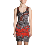 Image of EMBRYONIC DEVOURMENT - Evil Reptile - Dress
