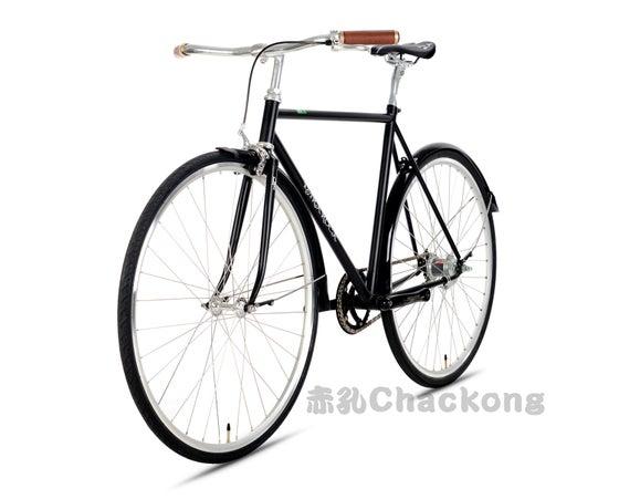 Image of DARKROCK Bicycle Retro City bike 700c