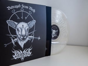 Image of LAMBS betrayed from birth LP