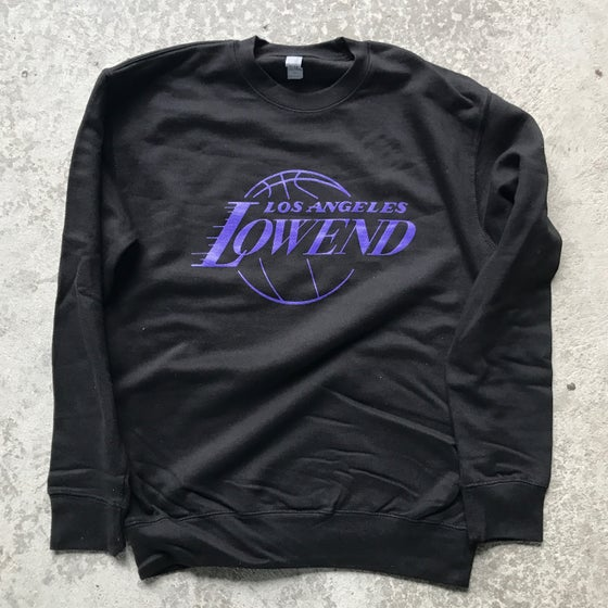 Image of LOW END THEORY Showtime Crewneck