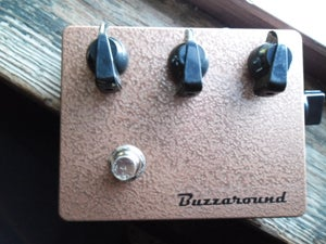Image of Burns Baldwin Buzzaround fuzz pedal clone