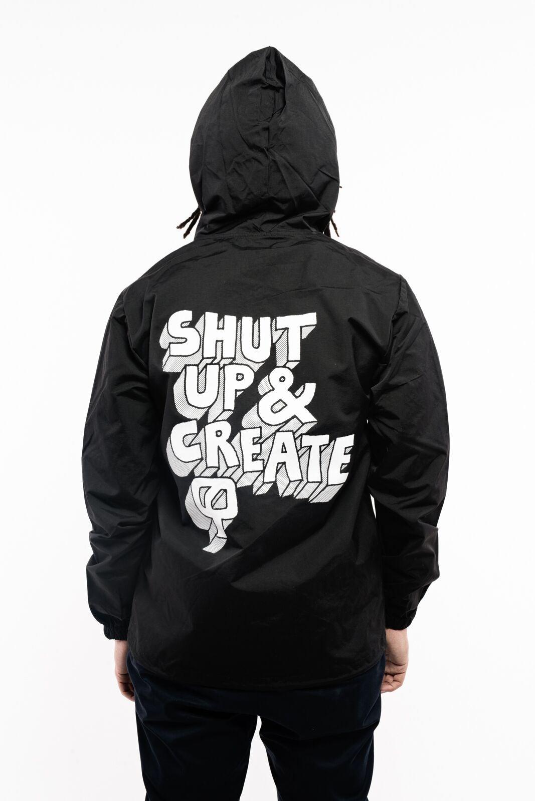 Image of SHUT UP & CREATE - (Limited Edition) - Jacket