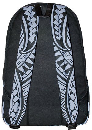 Image of Tatau Black/Grey Sport Backpack