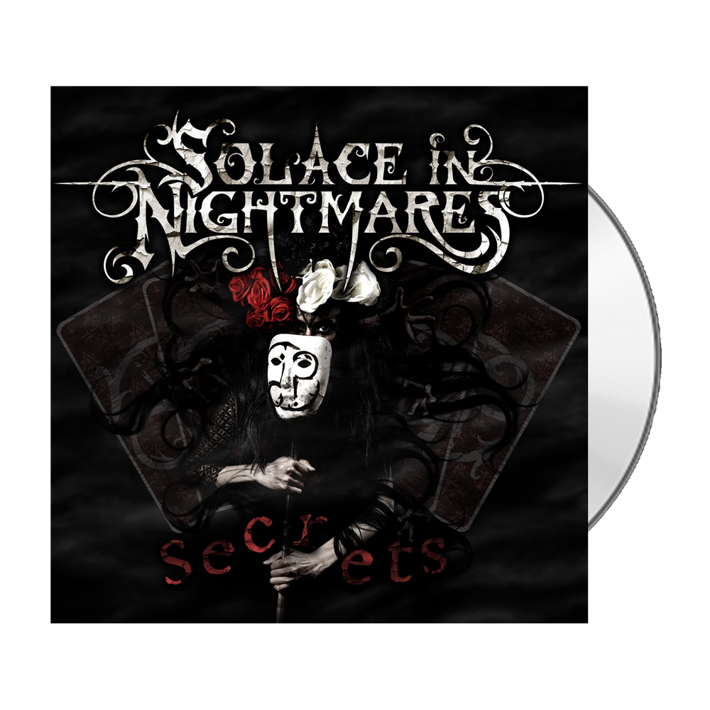 Image of Solace In Nightmares - 'Secrets' EP